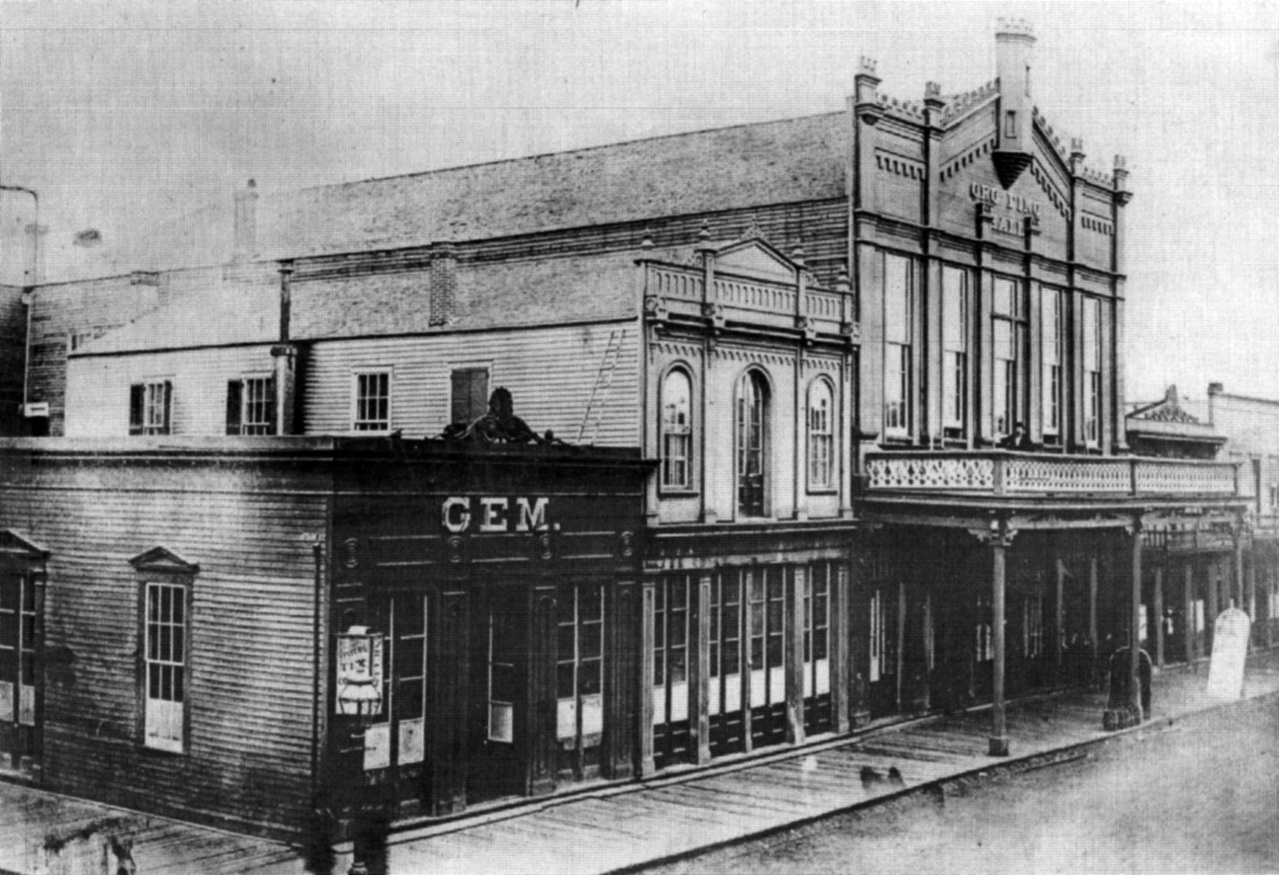 Chapter 3 Portland Saloons And Gambling Dens Wicked